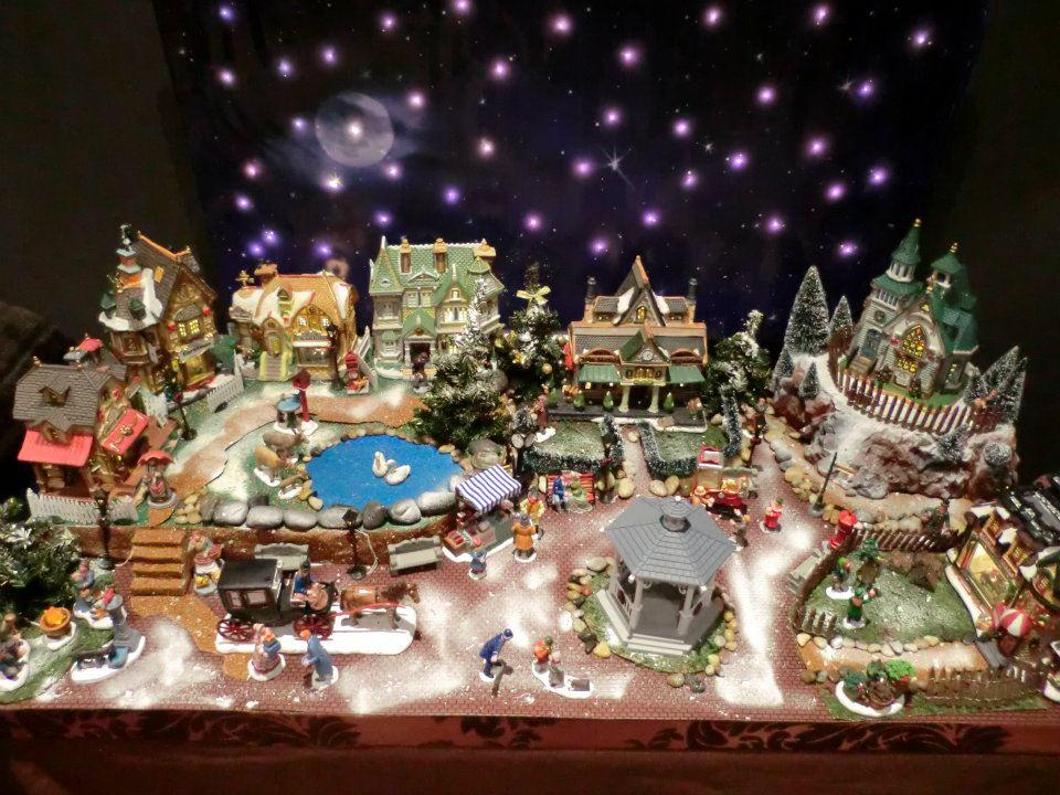 708eddf15c7 pueblo de navidad « My Christmas Village