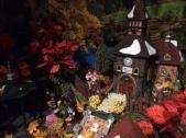 Iglesia en otoño
